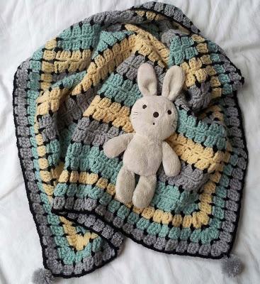 crochet blanket,baby blanket crochet pattern,buggy blanket crochet pattern,retro baby blanket pattern.Gift fit for a prince,newborn baby gift