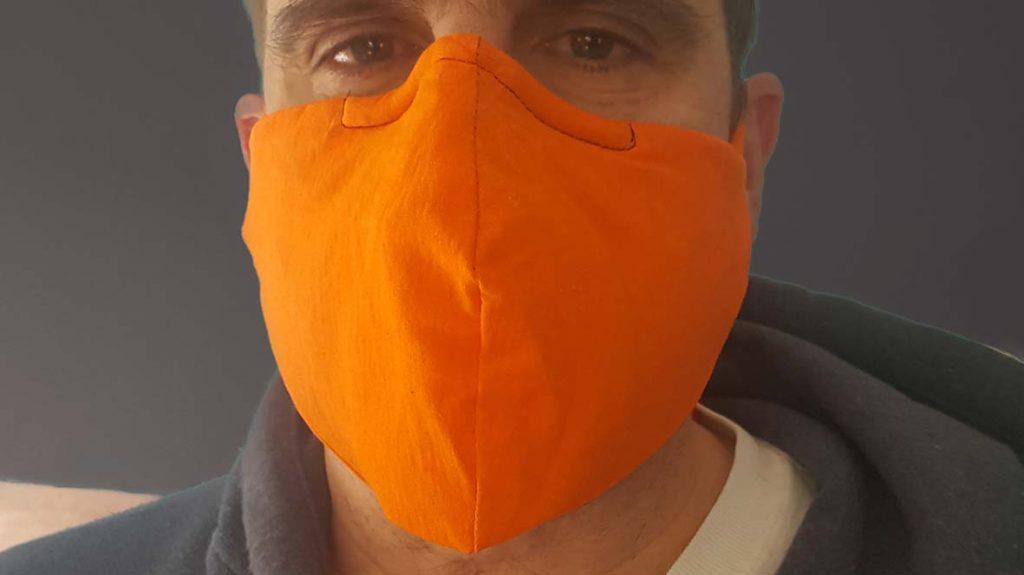 Free Face Mask Pattern